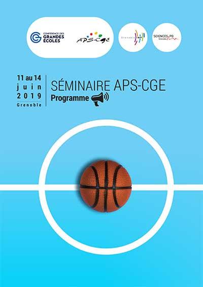 séminaire ASP-CGE 2019