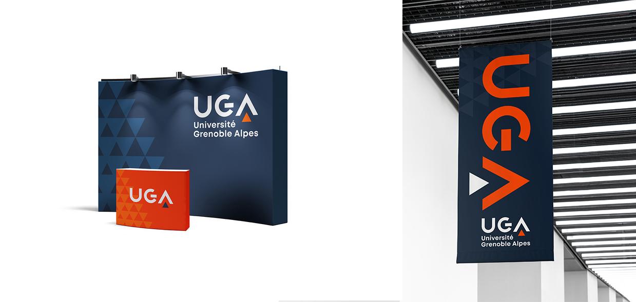 logo sigle Université grenoble Alpes