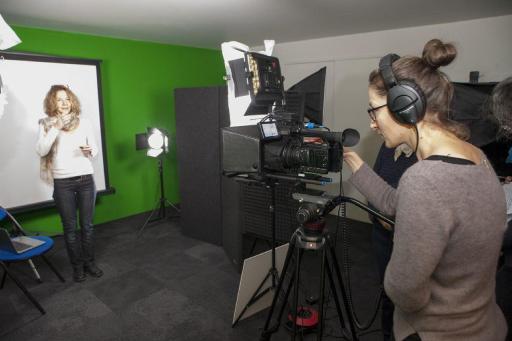 photo studio AV