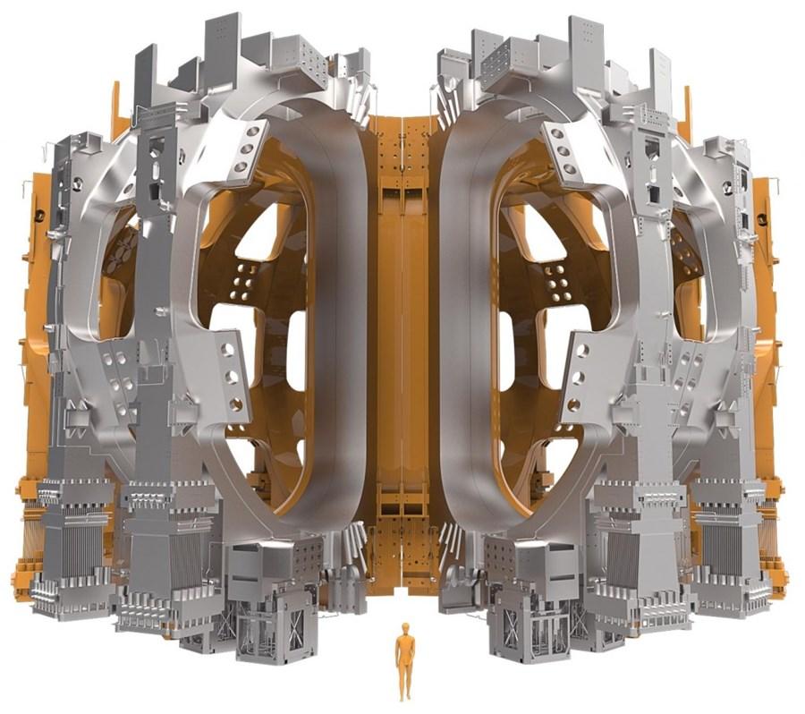 démonstrateur de fusion nucléaire