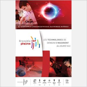 Phelma - Présentation de l'école - 2016 - Plaquette (vignette de la couverture)